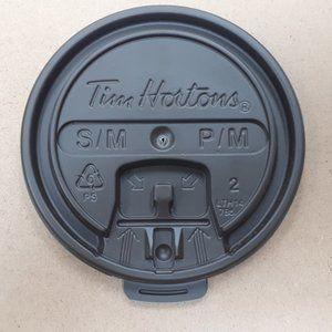 Free Add On! Vintage Old Style Tim Horton's Lid